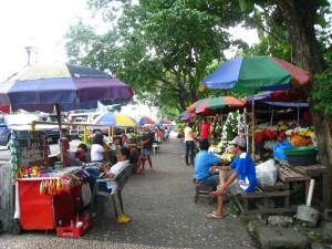 Bacolod Public Plaza - Merchants
